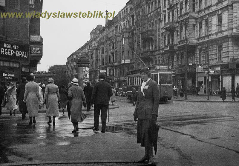 1937 - Berlin, Magdalena Steblik
