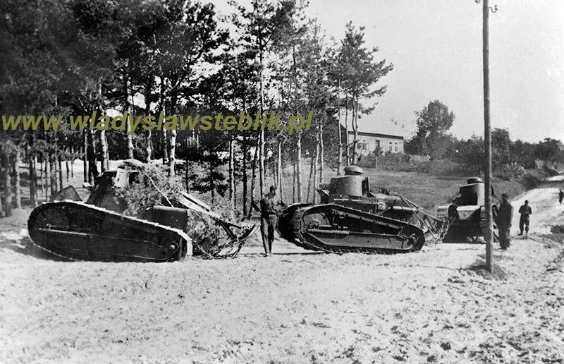 Czołgi Renault-FT-17