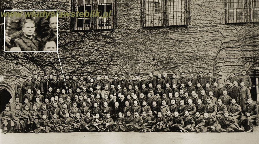 1941 - Oflag IV C Colditz.zdjęcie grupowe