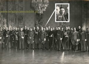 1938/1939 - Kancelaria Rzeszy - Noworoczne spotkanie Attache wojskowych akredytowanych w Berlinie
