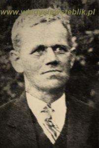 Jan Steblik - ojciec