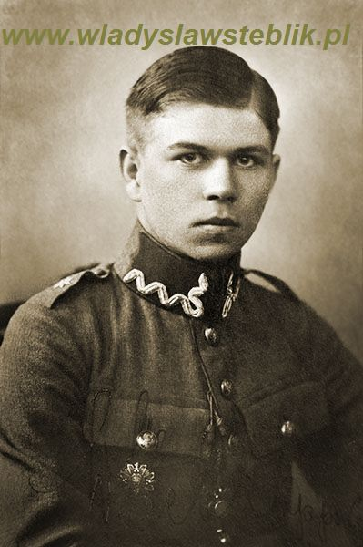 Rok 1919, stopniu ppor.
