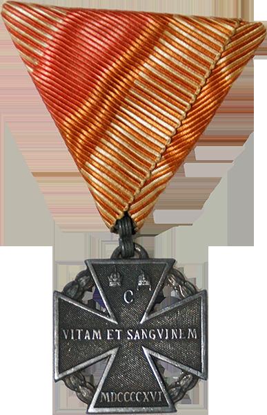 Krzyż Karola Źródło: -wikipedia Licencja-domena publiczna