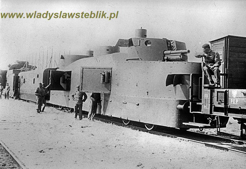 Pociąg pancerny Nr 51 - Armia Kraków - wrzesień 1939
