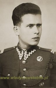 Plut. Tadeusz Steblik, brat ppłka Władysława Steblika